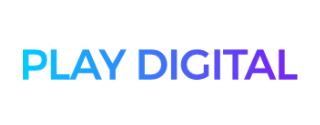 play digital logo