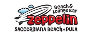 zeppelin beach bar logo